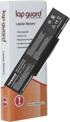lapguard Asus F3U 6 Cell Laptop Battery