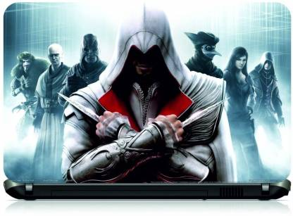 Box 18 Assassin's Creed 26491 Vinyl Laptop Decal 15.6