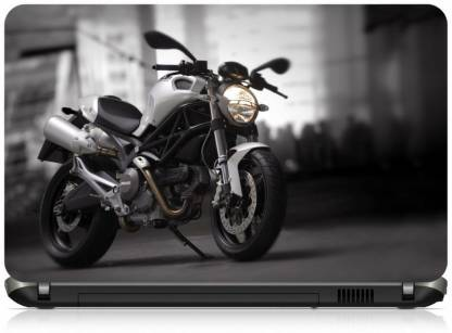 Box 18 Ducati Monster 1746 Vinyl Laptop Decal 15.6