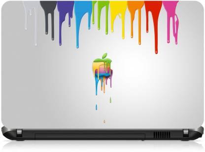 Box 18 Apple 785826 Vinyl Laptop Decal 15.6