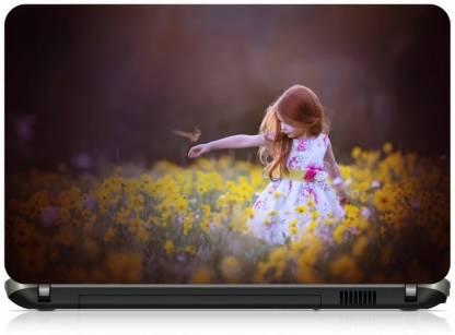 Box 18 Little Princess 2038 Vinyl Laptop Decal 15.6