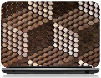 Box 18 Dots Abstract1328 Vinyl Laptop Decal 15.6