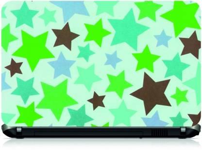 Box 18 Stars564 Vinyl Laptop Decal 15.6