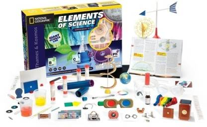 Thames & Kosmos Elements of Science