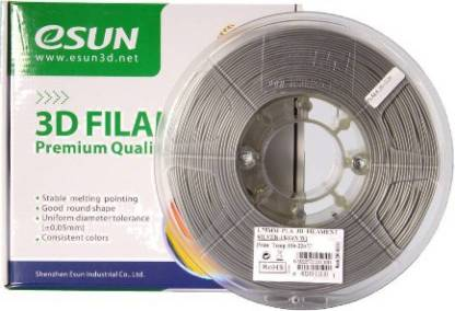 eSUN Silver PLA 1.75 mm (1 kg)- 3D Printing filament