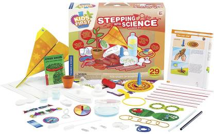 Thames & Kosmos Little Labs Stepping into Science