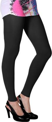 Slassy Ankle Length  Ethnic Wear Legging