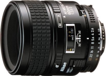 NIKON AF Micro-Nikkor 60 mm f/2.8D   Lens