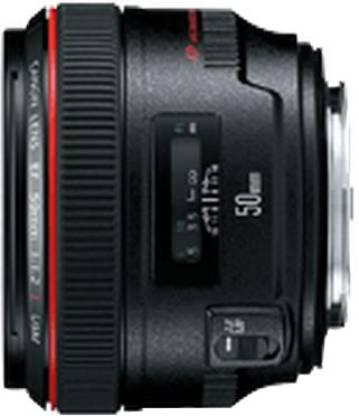 Canon EF 50 mm f/1.2L USM   Lens