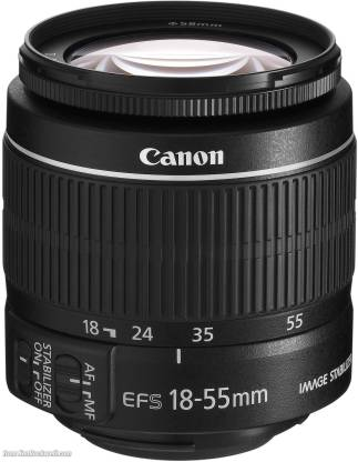 Canon EF-S 18-55mm f/3.5-5.6 IS II �  Lens