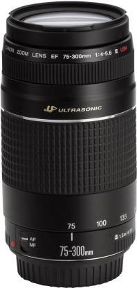Canon EF 75 - 300 mm f/4-5.6 III USM   Lens