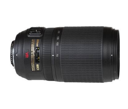 NIKON AF-S VR Zoom-Nikkor 70 - 300 mm f/4.5-5.6G IF-ED   Lens