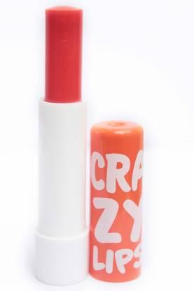 7 HEAVEN'S Crazy Lips - Lip Balm Color Orange