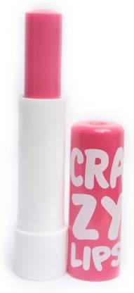 7 HEAVEN'S Crazy Lips - Lip Balm Color Rose