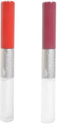7 HEAVEN'S Color Stay 2 In 1 Waterproof Liquid Lipstick