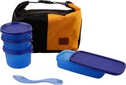 JAVA FL CB 1 Bl 4 Containers Lunch Box