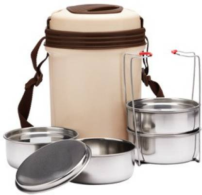MILTON ELECTRON 4 4 Containers Lunch Box