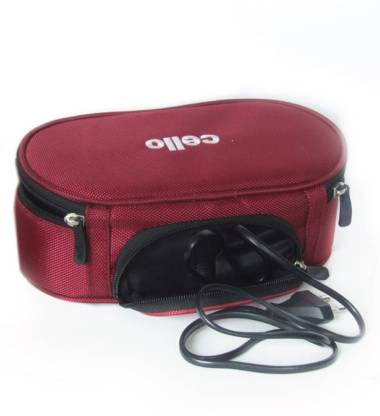 cello Proton 2 Electric Lunch Box 2 Containers Lunch Box