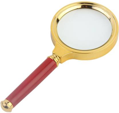 7Trees Retro Look 3X Magnifier Magnifying Glass, 3X / 70mm