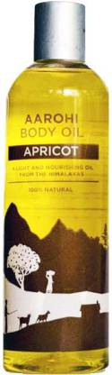 Aarohi Apricot Body Oil