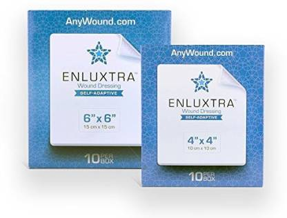 Enluxtra AnyWound Interactive dressings Medical Dressing
