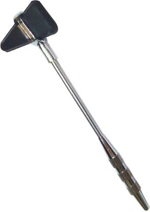 IndoSurgicals Taylor Model Percussion Triangular Knee Medical Hammer