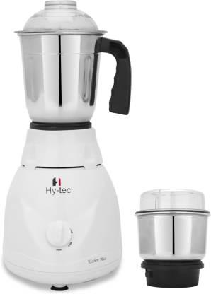 Hytec Km Kitchen Mate 350 W Mixer Grinder 2 Jars White Price In India Buy Hytec Km Kitchen Mate 350 W Mixer Grinder 2 Jars White Online At Flipkart Com
