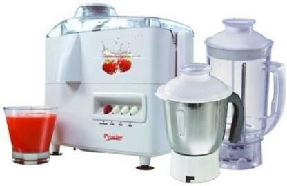 Prestige JMG 02 500 W Juicer Mixer Grinder (2 Jars)