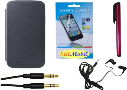 StilMobil Mid Cover Kit for Samsung Galaxy E3 Accessory Combo