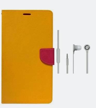 G4U Samsung Galaxy Core I8262 ( I8262MURCYLLWHTCHF-WT ) Accessory Combo