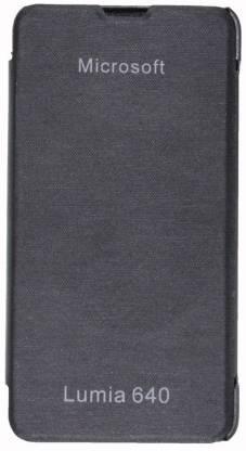 "Evoque Flip Cover for Microsoft Lumia 640 Dual SIM (5"")"
