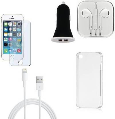 Mudit Retail Ventures Screen Protector Accessory Combo for Apple iPhone, Apple iPhone 5s