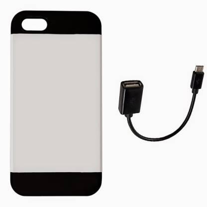 Easy2Sync Apple iPhone 5C ( white-5C-OTG ) Accessory Combo