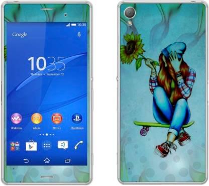 ClickAway Sony Xperia Z3 Mobile Skin