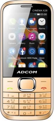 ADCOM X28(Cinema) Gold