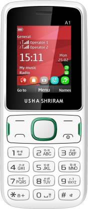 Usha Shriram A1