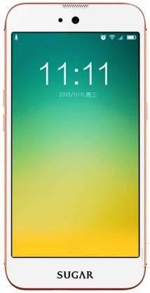 SUGAR C6 (White, 16 GB)