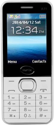 Infix A-11 Dual Sim Multimedia 2.4 Inches