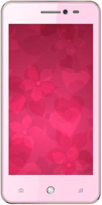 Intex Aqua Glam (Pink, 8 GB)