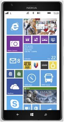 Nokia Lumia 1520 (White, 32 GB)