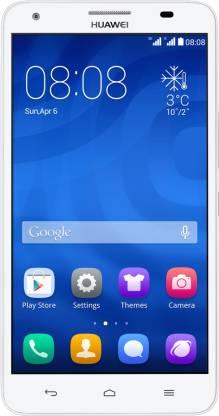 Huawei Honor 3X (White, 8 GB)