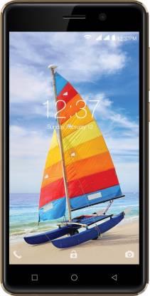 Intex Aqua Strong 5.1 Plus (Gold, 8 GB)