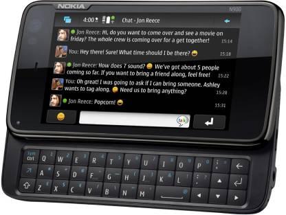 Nokia N900 (Black, 32 GB)