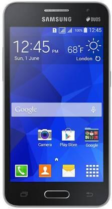 SAMSUNG Galaxy Core II (White, Black, 4 GB)