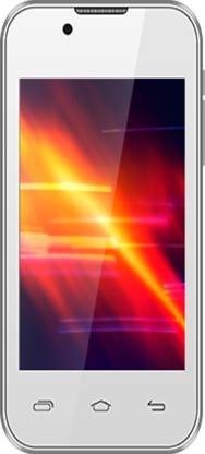 Videocon Z30 PACE (White & Copper, 512 MB)