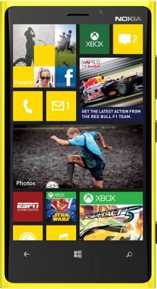 Nokia Lumia 920 (Yellow, 32 GB)