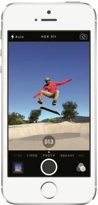 APPLE iPhone 5s (Silver, 32 GB)