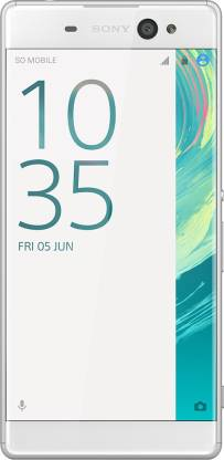 SONY Xperia XA Ultra Dual (White, 16 GB)