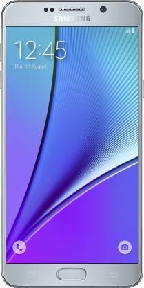 SAMSUNG Galaxy Note 5 (Silver Titanium, 32 GB)