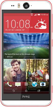 HTC Desire Eye (Coral Red, 16 GB)
